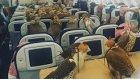 Yolcu Uçağında Biletli 80 Şahin'in Yolculuk Etmesi
