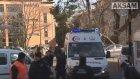 Cerrahpaşa'daki Polis Memuru İkna Edildi