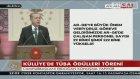 Cumhurbaşkanı Erdoğan: Fetö Denilen Şer Şebekesi Milletimizin Eğitim Konusundaki Hassasiyetlerini İs