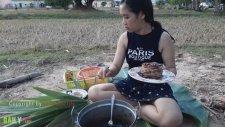 Kamboçya Usulü Yılan Mumbarı