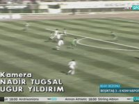 Beşiktaş - Konyaspor (23 Mart 1991)