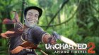 Bombacı Nathan - Uncharted 2 Among Thieves Remastered - Bölüm 10 - Burak Oyunda
