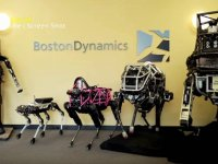 Boston Dynamics'in Yeni Robotu Handle