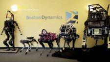 Kendisine Hayran Bıraktıran Boston Dynamics'in Yeni Robotu Handle
