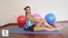 Pilates Hareketleri 6 - Relaxation Pose