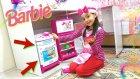 Barbie Ocaklı Fırın Seti Aldık Kocaman | Barbie Mutfak Serisi | Evcilik Oyunu