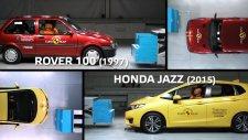 Dayanıklılıkta Araçların 18 Yılda Ne Kadar Hale Geldiklerini Gösteren Video!