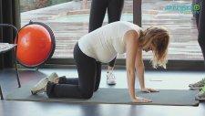 Hamile Yogası: Bel Ağrısı Egzersizleri