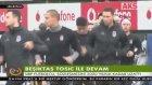 Beşiktaş Dusko Tosic'in Sözleşmesinin Uzatıldığını Kap'a Bildirdi