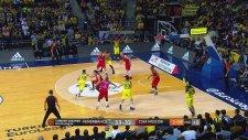 Fenerbahçe 77-71 Cska Moskova (Maç Özeti - 2 Şubat 2017)