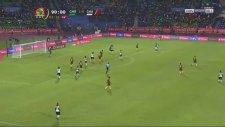 Kamerun 2-0 Gana (Maç Özeti - Afrika Kupası 2 Şubat 2017)