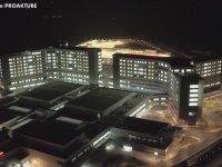 Las Vegas Oteli Sanılan Mersin Şehir Hastanesi