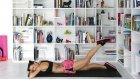 10 Dakikalık Karın Ve Bacak Antrenmanı