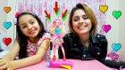 Kuzenim Sinem Doğum Günü Hediyemi Getirdi Odama Baskın Yaptılar | Barbie Video Game Hero