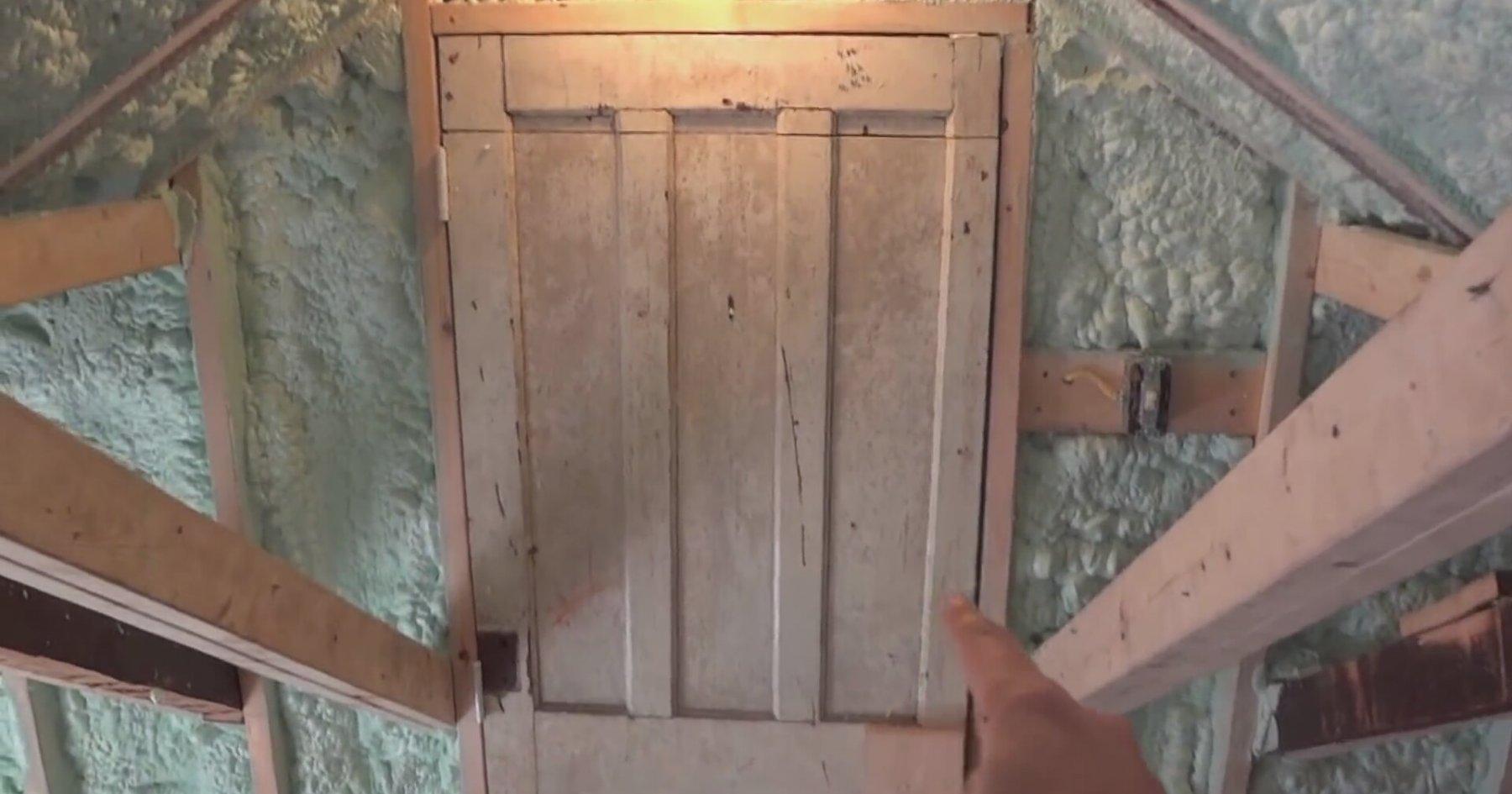 Demilec eco spray foam insulation ltd for Alternatives to spray foam insulation
