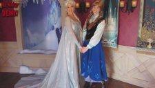 Disneyland'da Çalışan Prensesler Hakkında 10 Şok Edici Gerçek