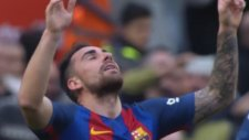 Paco Alcacer'in Athletic Bilbao'ya Attığı Gol