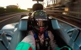 Yarış Esnasında F1 Şampiyonundan Selfie
