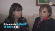 Down Sendromlu Deniz'in Yaşama Azmi