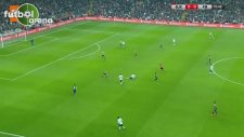 Robin van Persie'nin Beşiktaş'a attığı gol