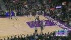 Stephen Curry'den Sacramento'da 35 sayı, 9 asist & 3 top çalma
