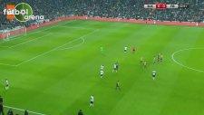 Vodafone Arena'da saha karıştı