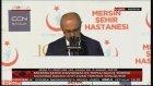 Kalkınma Bakanı Lütfi ELVAN'ın Mersin Şehir Hastanesi açılış konuşması Canlı