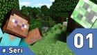 Tehlikeli Evler | Modlu Minecraft Serisi - Bölüm 1 #Türkçe