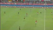 Vincent Aboubakar'ın Mısır'a Attığı Gol