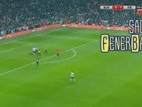 Volkan Demirelin Beşiktaş Maçında Havuza Atlaması