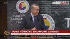 Cumhurbaşkanı Erdoğan: Aşk İle Yürüyen Sırtında Dünyayı Taşır