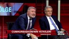 Mehmet Metiner'den Bahadır Erdem'e Alkış