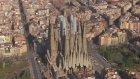 Barselona La Sagrada Familia Bitiriyor