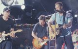 Michael J. Fox & Coldplay  Johnny B. Goode New York  Canlı Performans