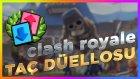 Taç Düellosu Meydan Okuması - Clash Royale