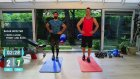 Bacak İnceltme Hareketleri - Egzersizleri - Günde 10 Dakika