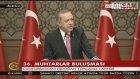 Cumhurbaşkanı Erdoğan: Biliniz Ki Bu Buluşmalar Tüm Dünyada Takip Ediliyor