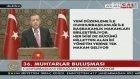 Cumhurbaşkanı Erdoğan: Bu Ülkede Ayda Bir Seçim Oldu. Böyle Bir Ülkede İstikrar Olur Mu?