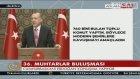 Cumhurbaşkanı Erdoğan: Her Şey Tek Adamla Birleşecek Diyorlar. Hepsi Yalan, Bunlar Yalanla Kalkıp Ya