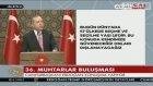 Cumhurbaşkanı Erdoğan: Yeni Düzenlemenin En Basit İfadesi Cumhurbaşkanı Ve Başbakanlık Makamının Bir
