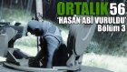 Ortalık 56 - Gta 5 Dizisi - Hasan Abi Vuruldu ! (Bölüm 3)