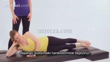 Pilates Bacak Hareketleri - Side Kicks - İç Dış Rotasyon
