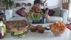 Superbowl Süresince 20.000 Kalorilik Yiyeceği Mideye İndiren Adam