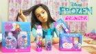 Bakımsız Ve Kirli Elsa'nın Yardımına Peri Baba Geliyor | Frozen Kozmetik Ürünleri | Komedi Parodi