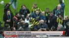 Beşiktaş - Fenerbahçe Maçında Koridorlarda Yaşanan Gergin Anlar