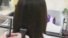 Saç Kesimi ve Renk Dönüşümü