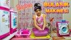 Barbie Bulaşık Makinesi Aldık Melike Teyzenin Elleri Yıpranmasın | Evcilik Oynuyorum
