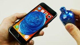 iPhone 7 Üzerine Oje Dökülürse Ne Olur?