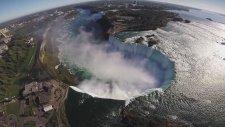 Niagara Şelalesi'ni Hiç Böyle Görmediniz!