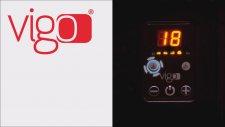 Upotreba Vigo Elektri?nih Grijalica Konvektor / Vigo Heater Video / Vigo Boşnakça Kullanım